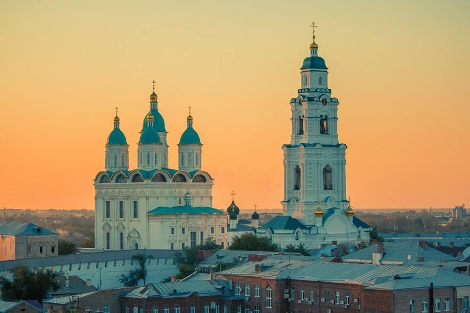 Экономика и промышленность Астраханской области — в лидерах роста по России