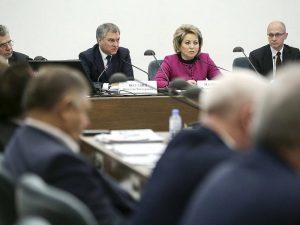 Игорь Мартынов принял участие в семинаре глав законодательных собраний России