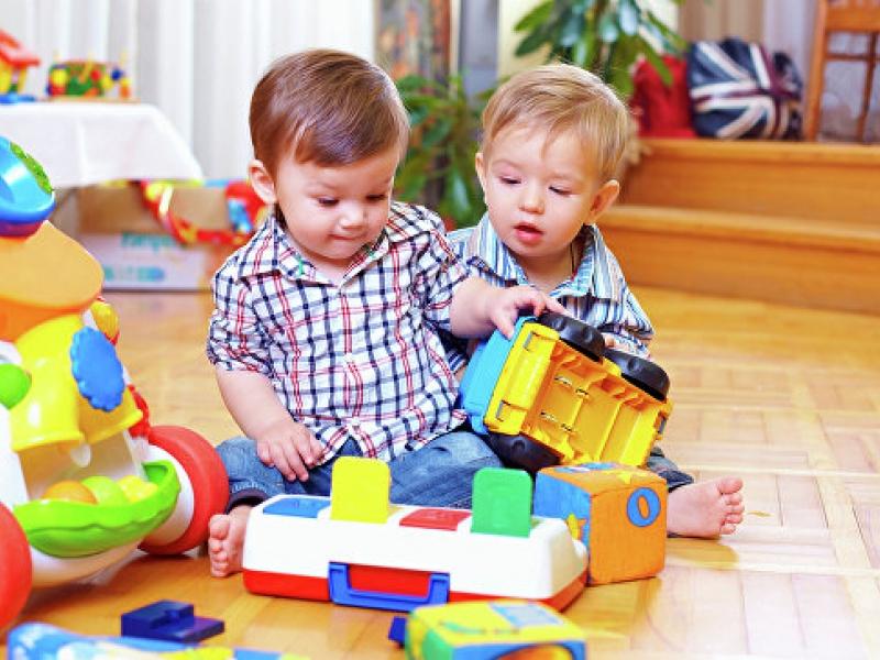 В астраханских детсадах появится больше ясельных групп