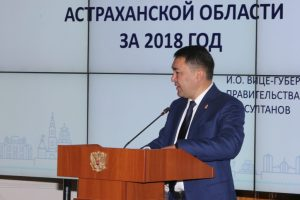 Расул Султанов: Астраханские аграрии собрали почти 2 млн тонн овощей и картофеля