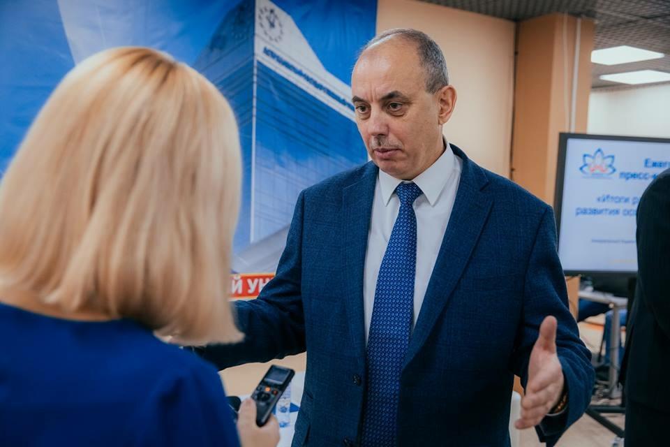 Руководитель ОЭЗ «Лотос» поддержал решение Владимира Путина