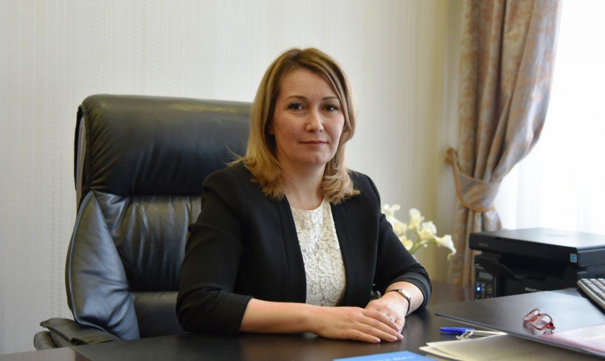 Заместитель прокурора Астрахани стала заместителем главы горадминистрации