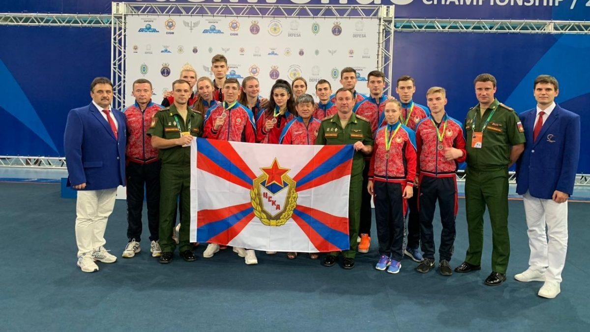 Астраханец взял бронзу Чемпионата мира по тхэквондо