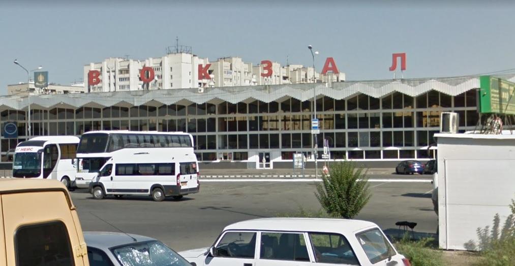 Привокзальную площадь в Астрахани реконструируют