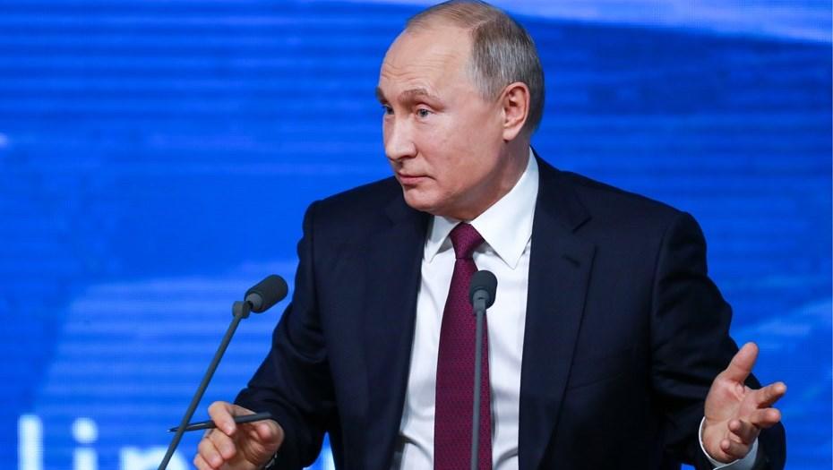 Владимир Путин рассказал россиянам о пользе санкций и лишений