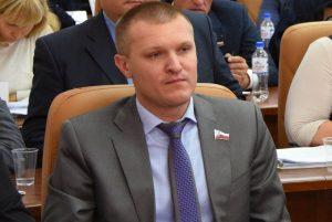 У фракции «Единая Россия» в Городской Думе сменился руководитель