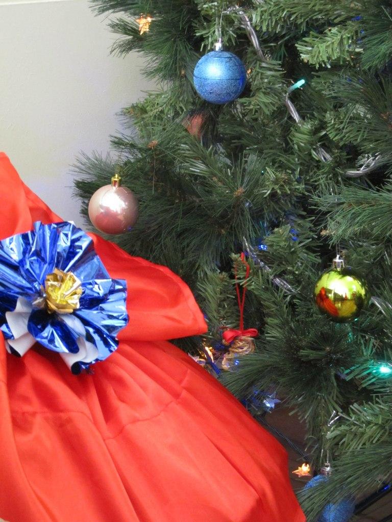 В Астрахани новогодние елки будут стоить от 450 рублей за штуку