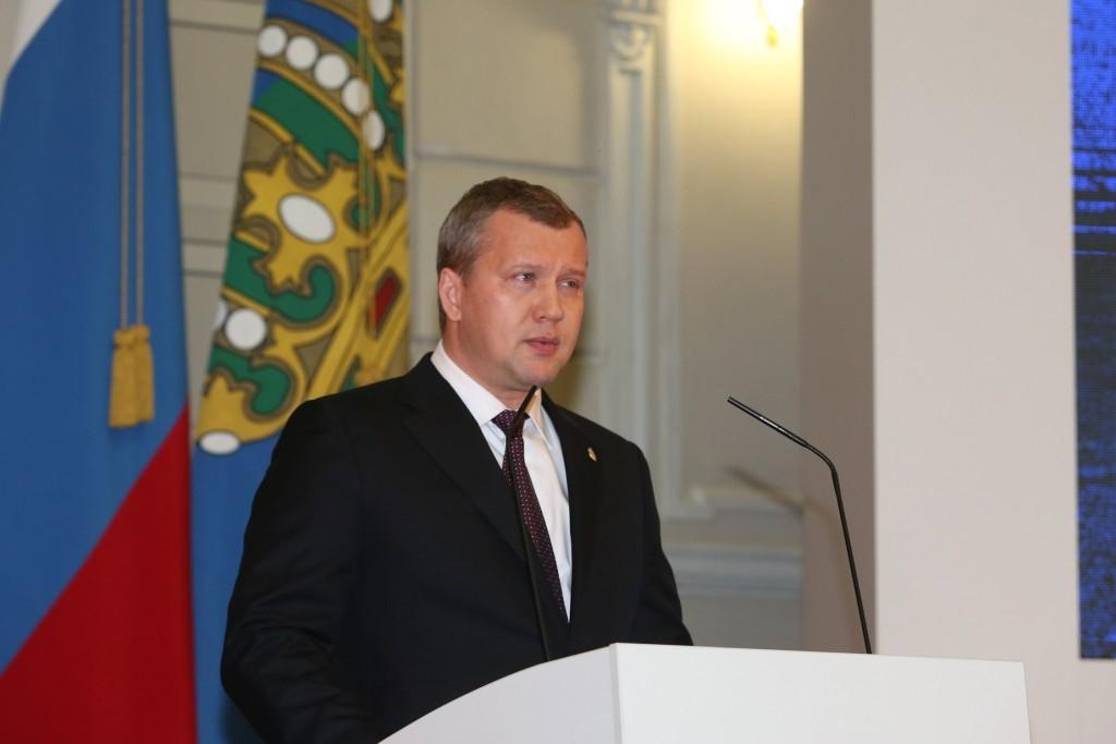 Сергей Морозов: «Астраханская область должна стать одним из лидеров страны»