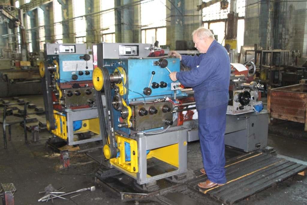Астраханский станкостроительный завод остановил производство
