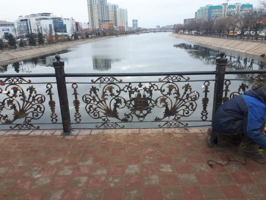 Астраханский мост Дружбы восстановили