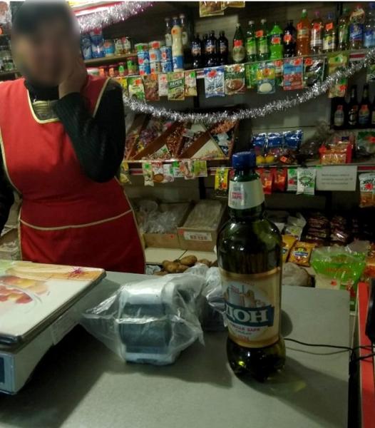 Под Астраханью четыре магазина продавали пиво детям