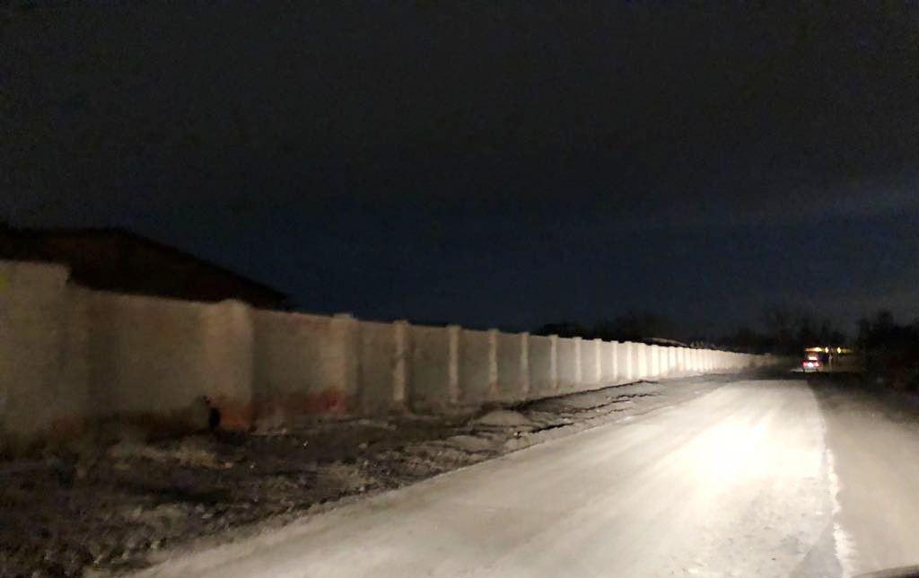 Дорогу к Кировской больнице все-таки отремонтировали