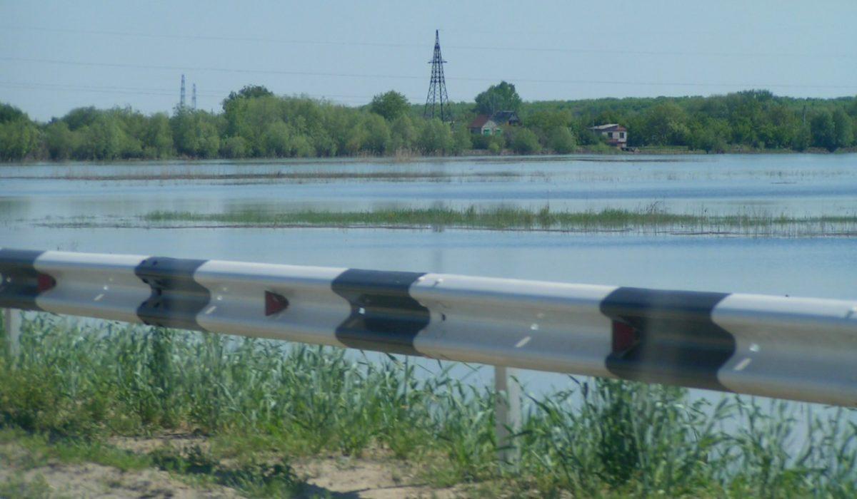 Под Астраханью закрыли движение по трем аварийным мостам