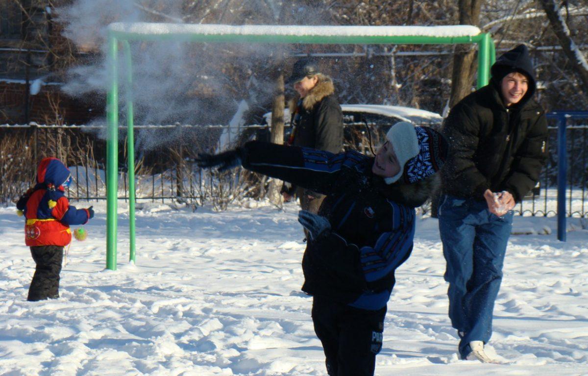 На Новый год астраханцам обещают снег