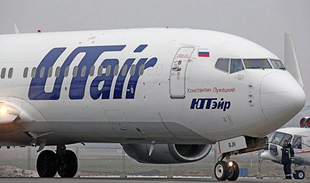 Авиакомпания Utair будет летать из Астрахани в Сочи за счет господдержки