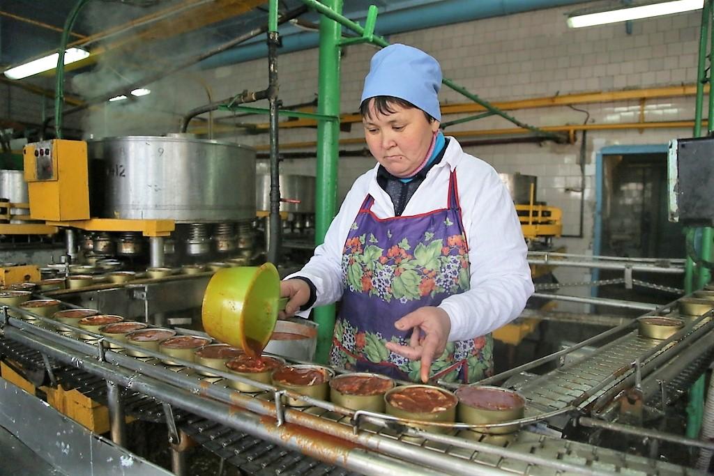 Астраханская область была готова завалить рыбой всю страну