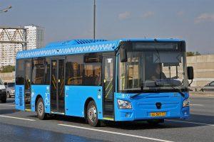 Новые автобусы направят на шесть астраханских маршрутов