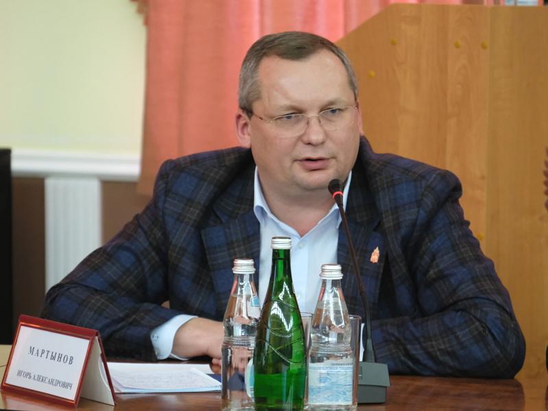 Игорь Мартынов призвал глав муниципалитетов быть готовыми к реализации национальных проектов