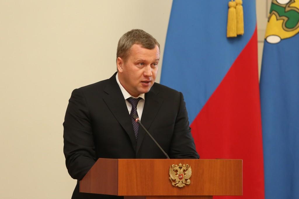 Сергей Морозов — журналистам: «Вы держите нас в тонусе»