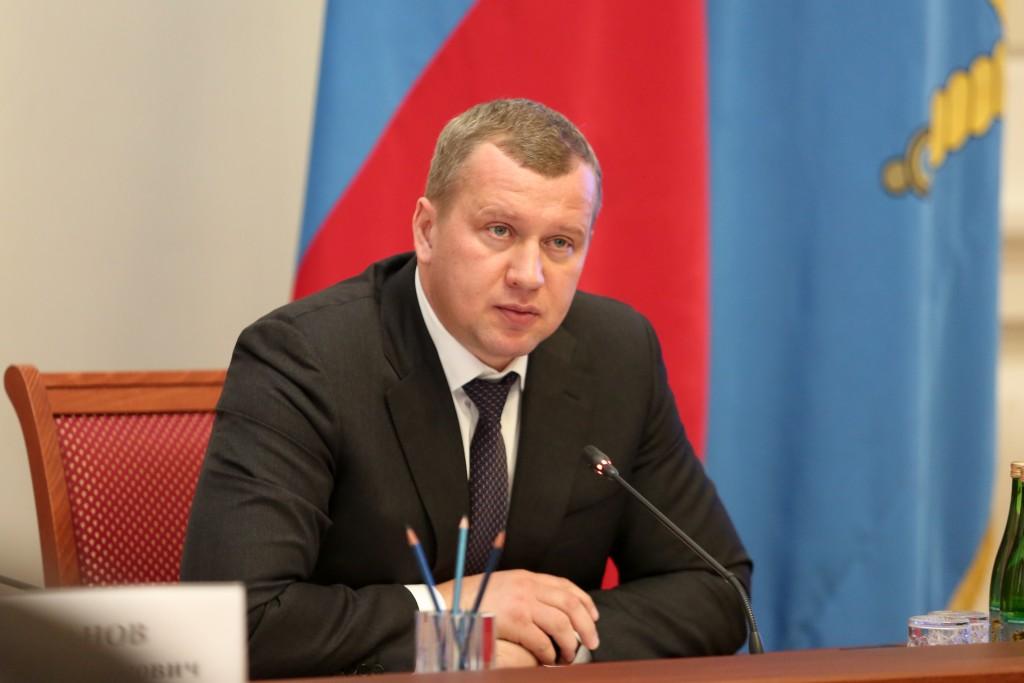 Сергей Морозов рассказал о главном приоритете астраханских властей