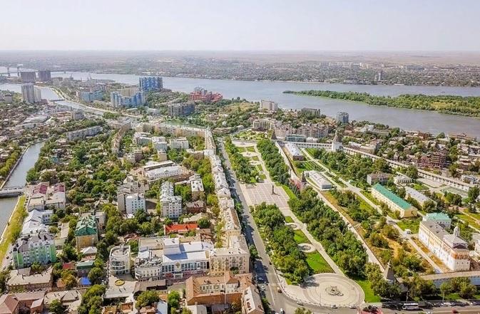 Названы самые высокие и низкие зарплаты в Астрахани