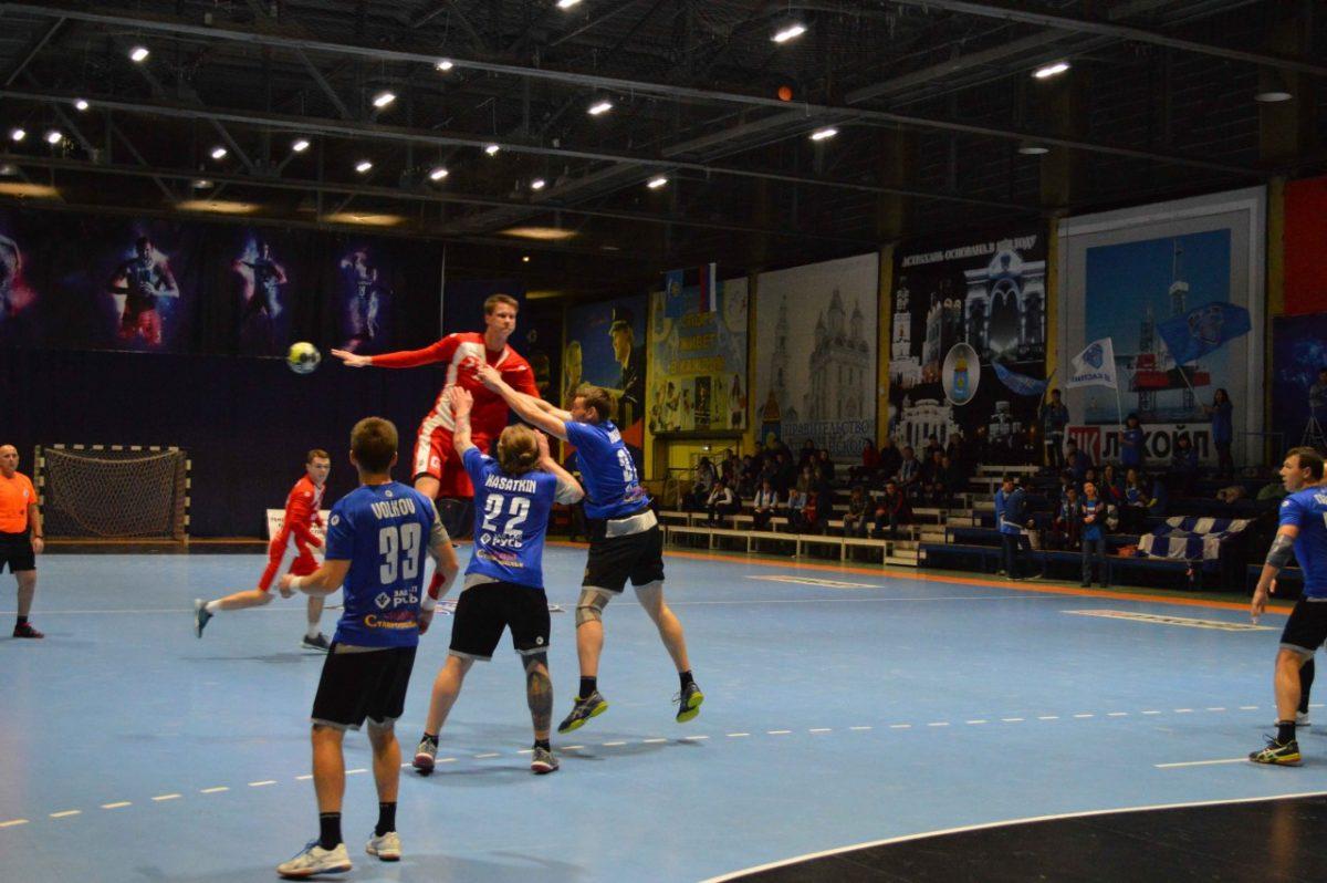 В Астрахани дан старт Всероссийскому турниру по гандболу