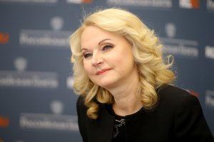 Татьяна Голикова рассказала о вымирании населения России