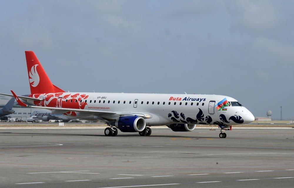 Полеты между Астраханью и Баку возобновятся с 16 мая