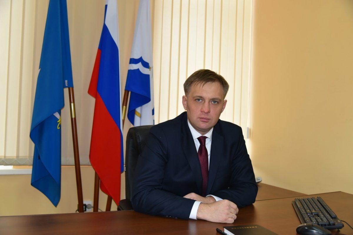 В администрации Астрахани назначили нового заместителя