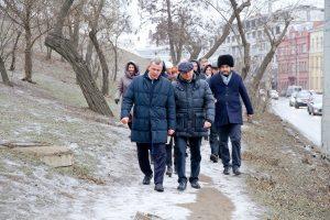 Сергей Морозов прогуляется по всем районам Астрахани