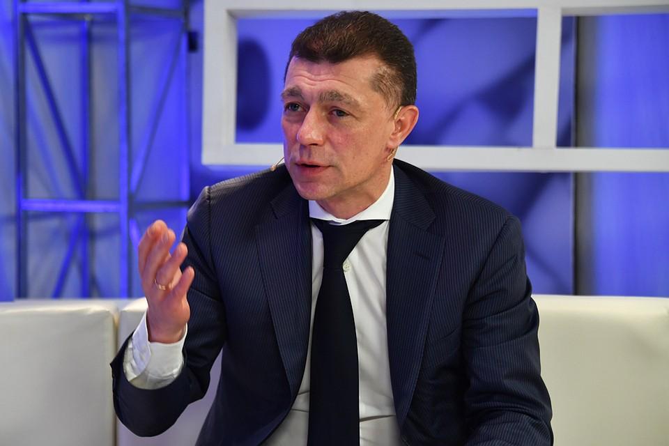 Максим Топилин: «Средняя зарплата в стране 42 тысячи рублей»