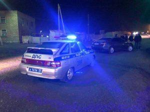 Пьяный сотрудник полиции устроил в Астрахани серьезную аварию