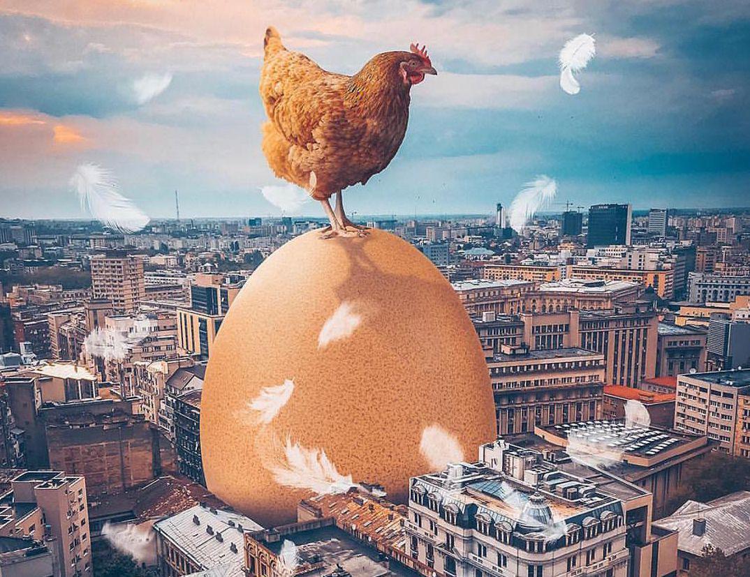 Россиянам добавят по одному яйцу