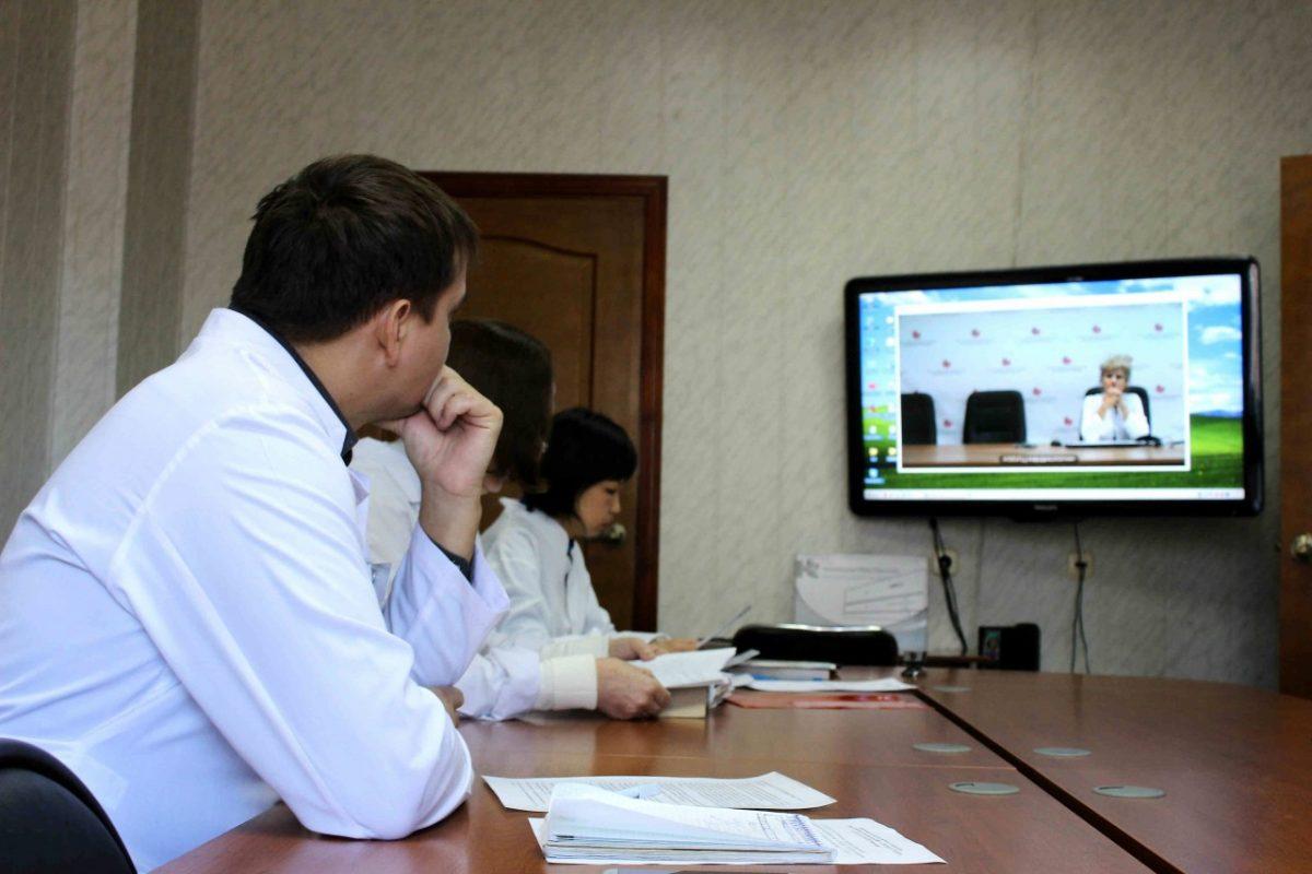 Современные технологии на страже здоровья знаменцев