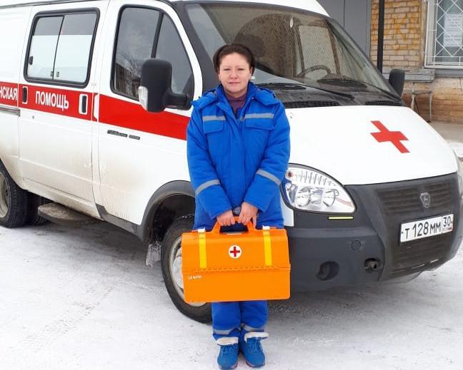 Открыто отделение скорой помощи при Верхнебаскунчакской железнодорожной поликлинике
