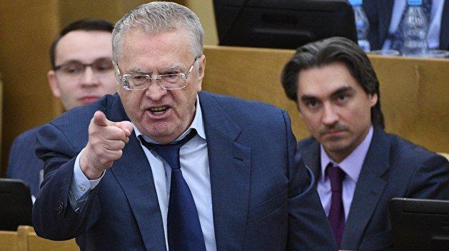 Жириновский предложил направить в Госдуму врачей