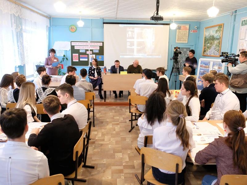 Игорь Мартынов: «Дни Думы в 2019 году планируем провести в большинстве районов области»