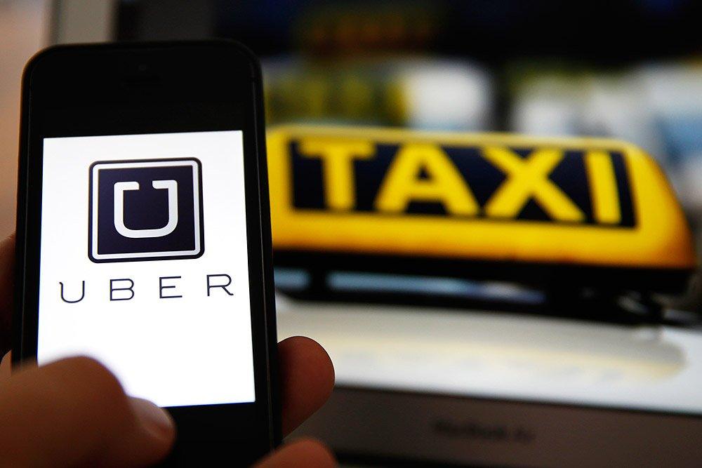 В Астрахани начало работать онлайн-такси Uber