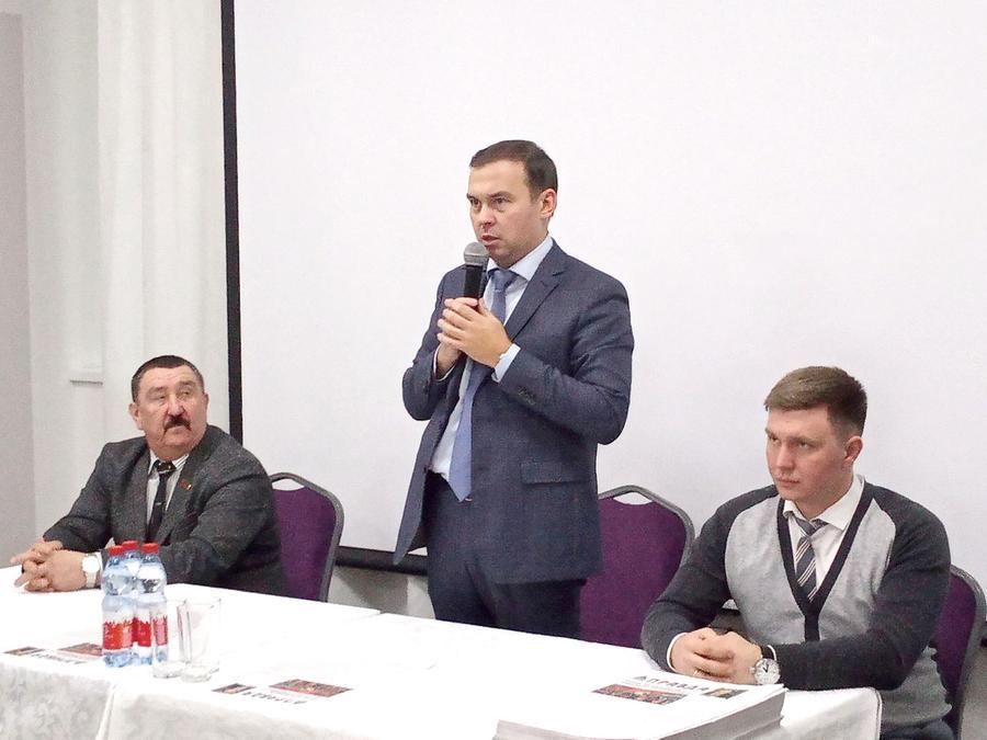Коммунисты в Астрахани призвали своих сторонников быть сильными и побеждать