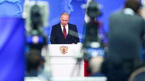 Владимир Путин о пенсионерах: «Люди чувствуют себя обманутыми»