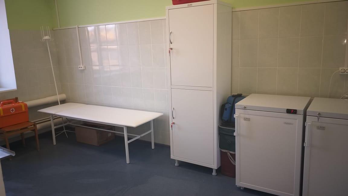 В Наримановском районе после ремонта открылись две амбулатории