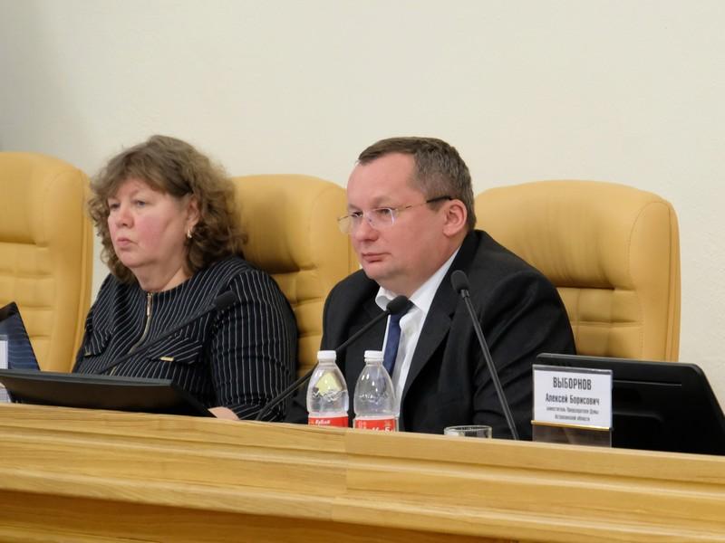 Игорь Мартынов: «Недопустимо начислять доплаты к пенсии тем, кто совершил преступление»