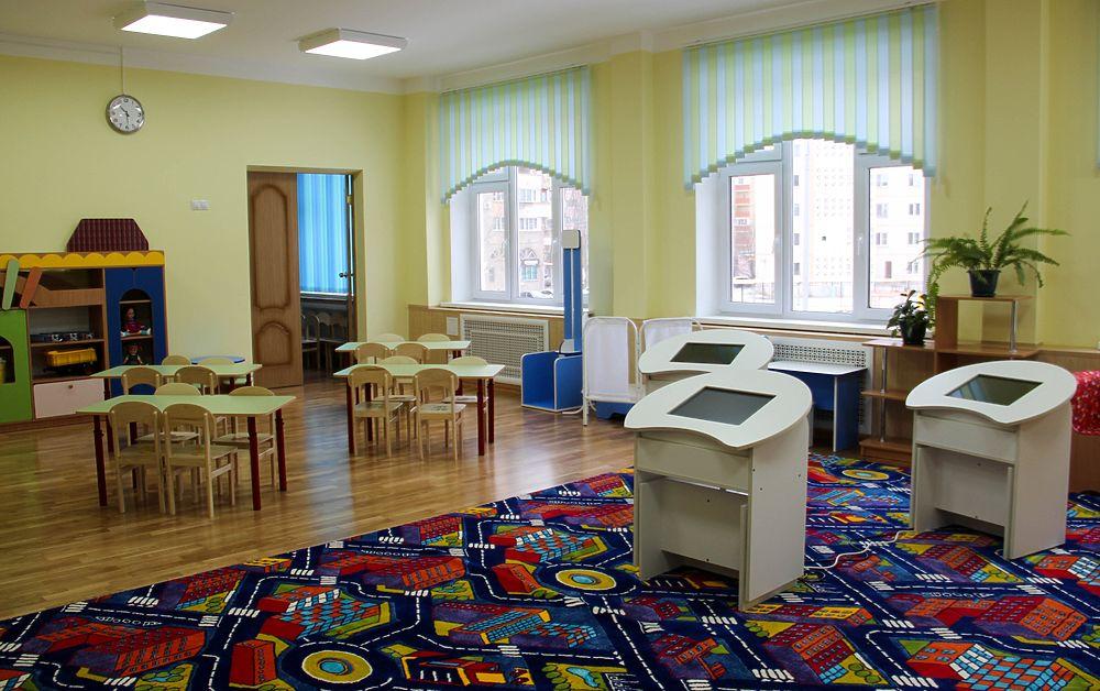 В микрорайоне Бабаевского открыли новый детский сад