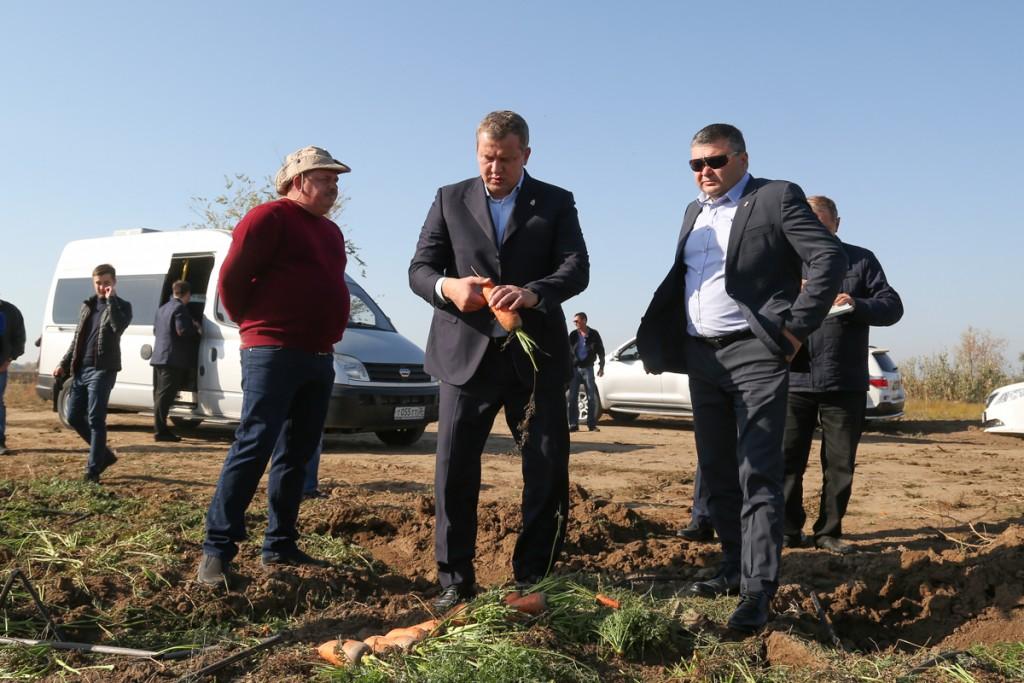 Сергей Морозов вошел в состав рабочей группы Госсовета по сельскому хозяйству