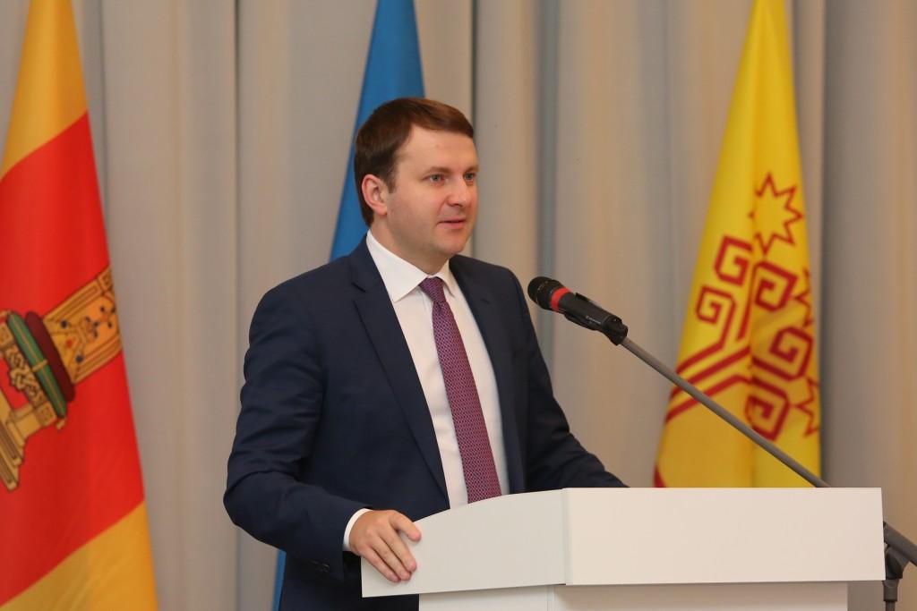 Максим Орешкин назвал Астрахань центром притяжения туристов