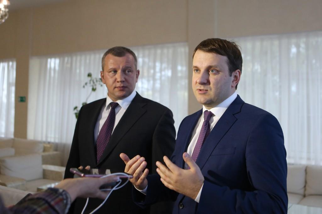 Максим Орешкин о «Красных Баррикадах»: «Требуется холодный расчет»