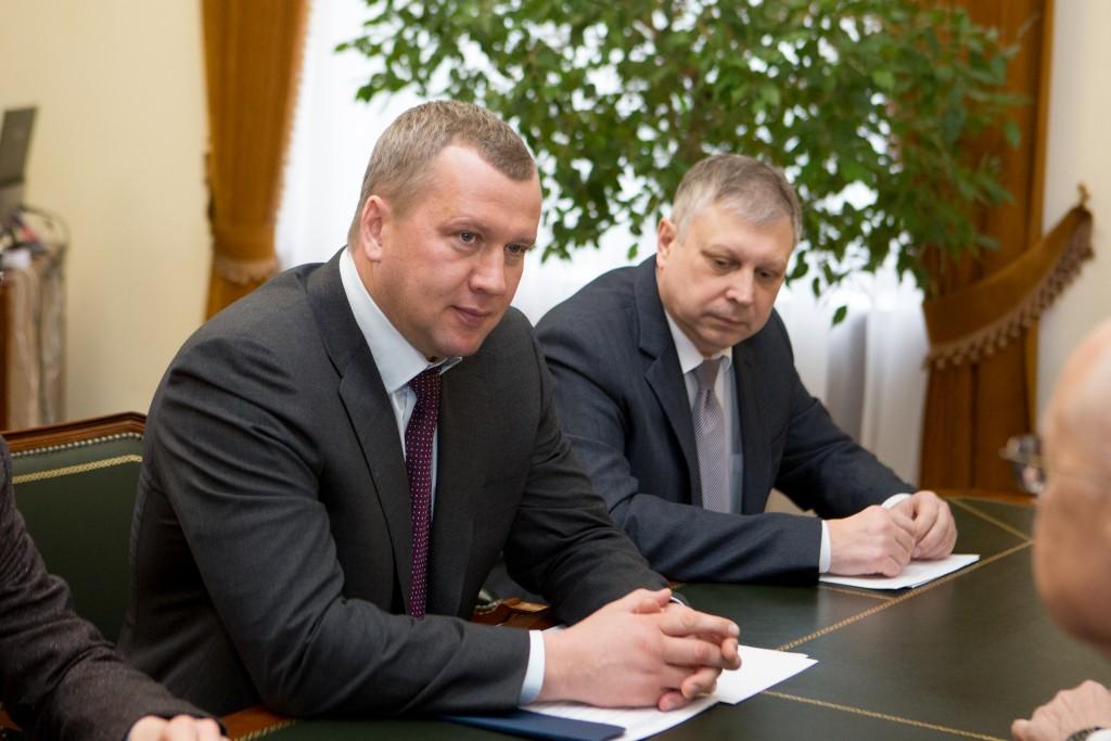 Сергей Морозов: «Мы открыты для сотрудничества»