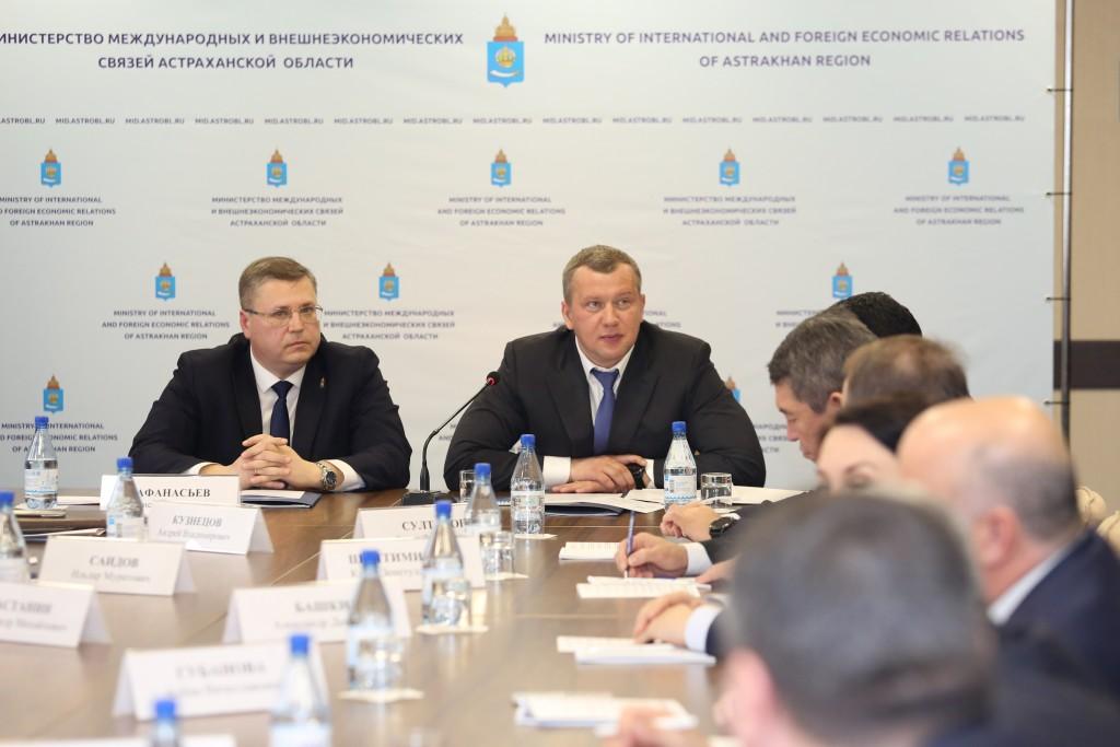 Астраханская область резко нарастила внешнеторговый оборот