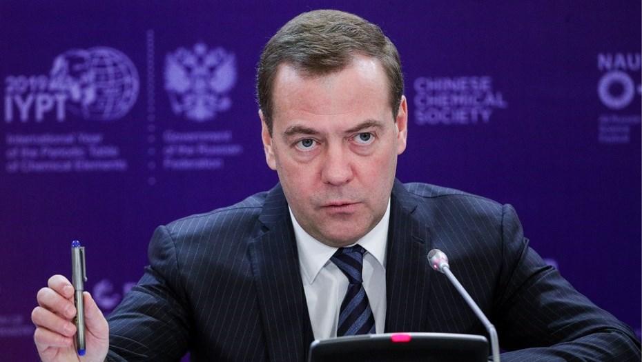 Дмитрий Медведев пожаловался на российский бизнес