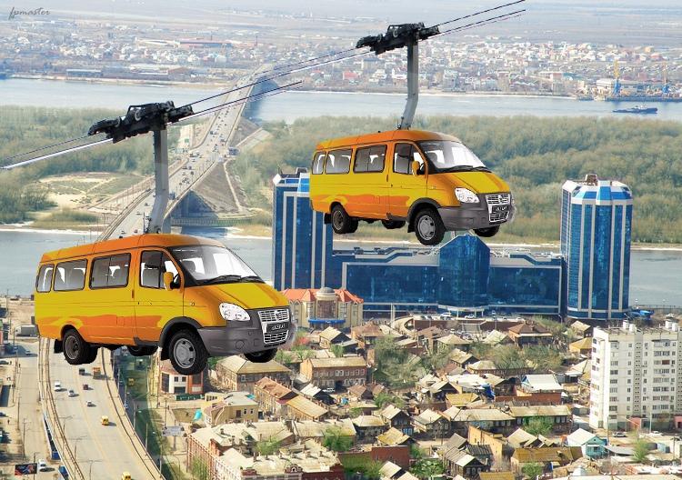 Олег Шеин попросил Радика Харисова рассказать подробности о канатной дороге